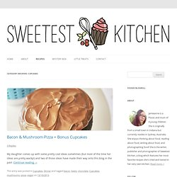 Cupcakes | The Sweetest Kitchen