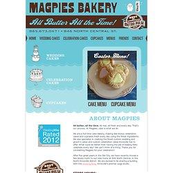 portfolio | magpiescake.com