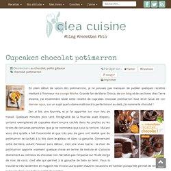 » Cupcakes chocolat potimarron