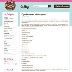 Cupcakes cinnamon rolls aux pommes - Féerie cakeFéerie cake