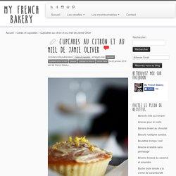 Cupcakes au citron et au miel de Jamie Oliver