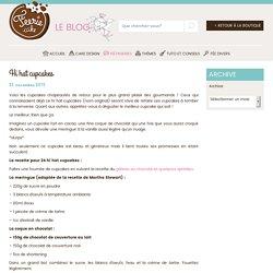 Hi hat cupcakes : le cupcake chapeauté ! - Féerie Cake blog