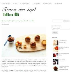 Raw cupcakes potimarron, amande et caroube
