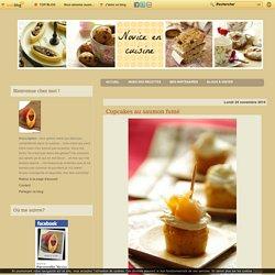 Cupcakes au saumon fumé - Le blog de novice en cuisine