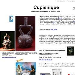 Cupisnique - ART PRECOLOMBIEN