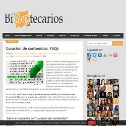 Curación de contenidos: FAQs