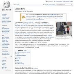 Curandero - Wikipedia