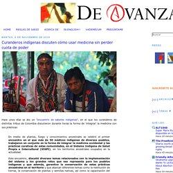 Curanderos indígenas discuten cómo usar medicina sin perder cuota de poder