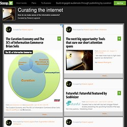 Curating the internet