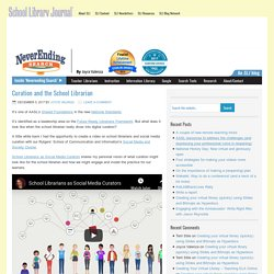Curation and the School Librarian