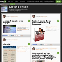 curation definition