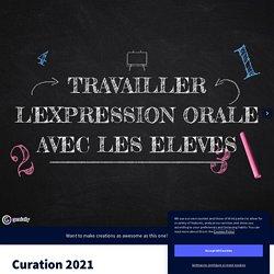 Curation 2021 by helene.sireyx on Genially