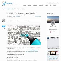 Curation : La course à l'information ?