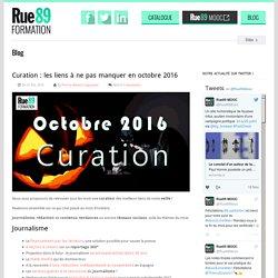 Curation : les liens à ne pas manquer en octobre 2016
