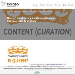 Content Curation, una buona opportunità di business, tutta da sfruttare