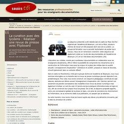 2 r aliser une revue de presse pearltrees. Black Bedroom Furniture Sets. Home Design Ideas