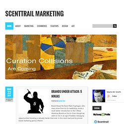 5 Content Curation Secrets ScentTrail Marketing
