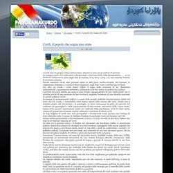 Curdi: il popolo che sogna uno stato