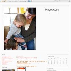 Cure de jus de légumes ou de fruits - le blog yayablog