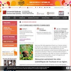 Université de Toulouse – Higher Education and Research in Toulouse Midi-Pyrénées