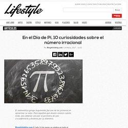 En el Día de Pi, 10 curiosidades sobre el número irracional