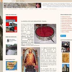 Arte, Historia y curiosidades: LA BOINA DE SAN SEBASTIÁN–Tafalla