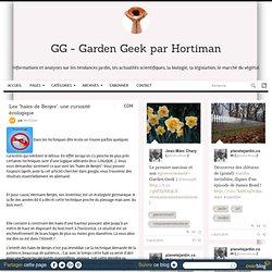 """Les """"haies de Benjes"""": une curiosité écologique - Le blog Conseils Jardin Fleurissement par Hortiman"""