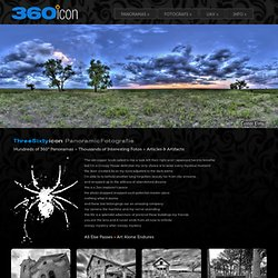 360icon - Panoramas and Digital Imagery of Rural Decay