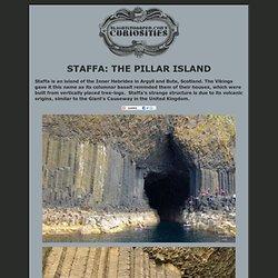 Staffa: The Pillar Island