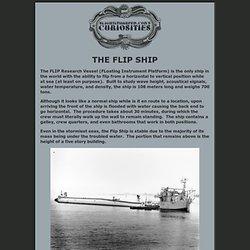 The Flip Ship