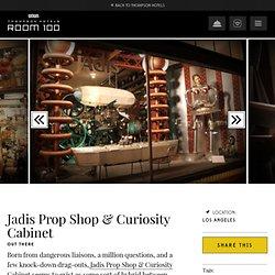 Jadis Prop Shop & Curiosity Cabinet