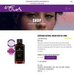 Darshana Natural Indian Hair Oil-59ml