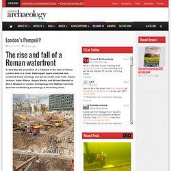 London's Pompeii?