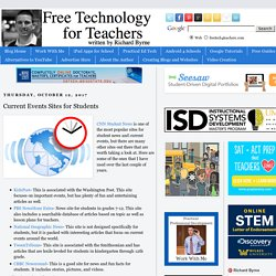 Current Events Sites for Students