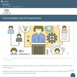 Current Market and HR Implications - Procure HR