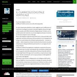 Il curricolo digitale verticale