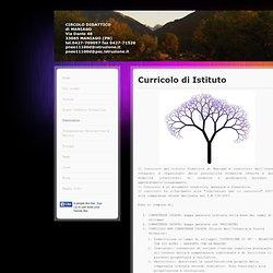 Curricolo Circolo Didattico Maniago (PN)