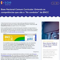 Base Nacional Comum Curricular: Entenda 10 competências da BNCC