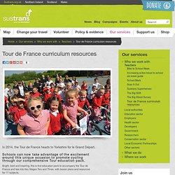 Tour de France curriculum resources