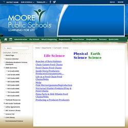Curriculum - Science / 5th Grade-AIMS