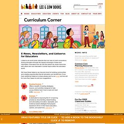 Curriculum Corner - Guided Reading Books | Common Core State Standards | Educator Listservs