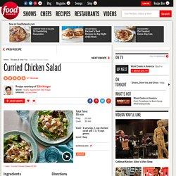 Curried Chicken Salad Recipe : Ellie Krieger