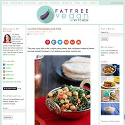 Recipe from FatFree Vegan Kitchen