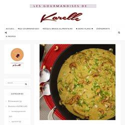 Curry de Poulet aux Noix de Cajou
