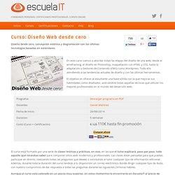Curso: Diseño Web desde cero