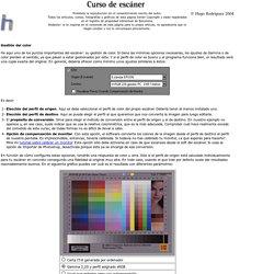 Curso de escaner - Hugo Rodriguez