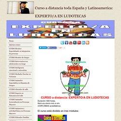 Curso Experto en Ludotecas