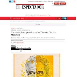 Curso en línea gratuito sobre Gabo