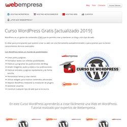 Curso WordPress Gratis