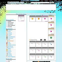 Cute Cursors For Your Tumblr, Blog, Website, & Computer Mouse!Page 4